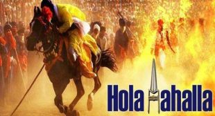 Hola Mohalla SMS, Hola Mohalla Messages, Hola Mohalla Wishes