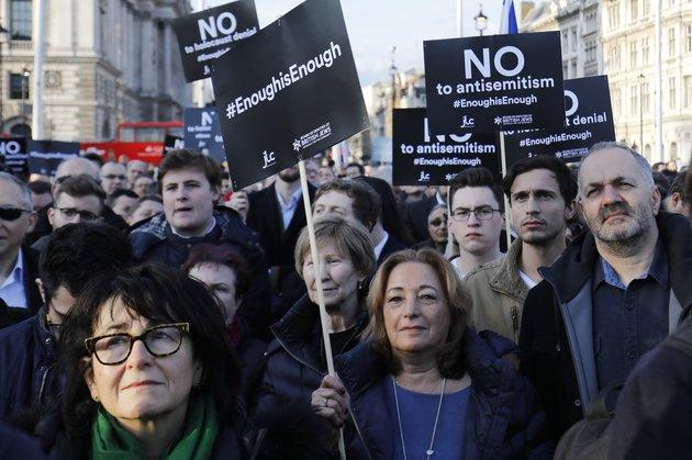Major Labour Donor Attacks 'Blatant Anti-Semitism' Under Jeremy Corbyn
