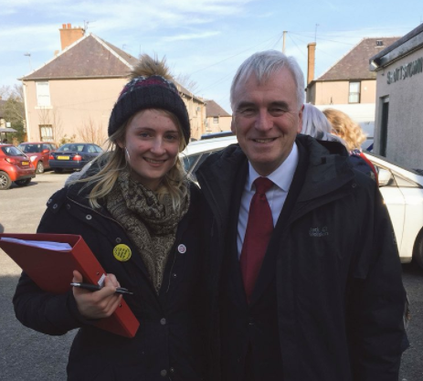 Lara McNeill, Labour's New NEC Youth Rep: I Don't Want To Be An MP