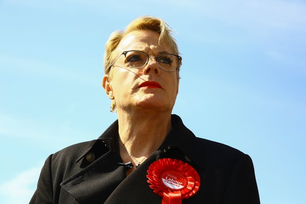 Eddie Izzard Calls For 'Stain Of Anti-Semitism' To Be Removed From Labour Party