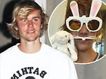 Justin Bieber reminds fans Easter is 'not about a bunny' and Jesus died for his sins on Instagram