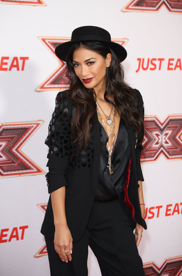 'X Factor' Fans Have A Lot To Say About Those Nicole Scherzinger 'Axe' Rumours