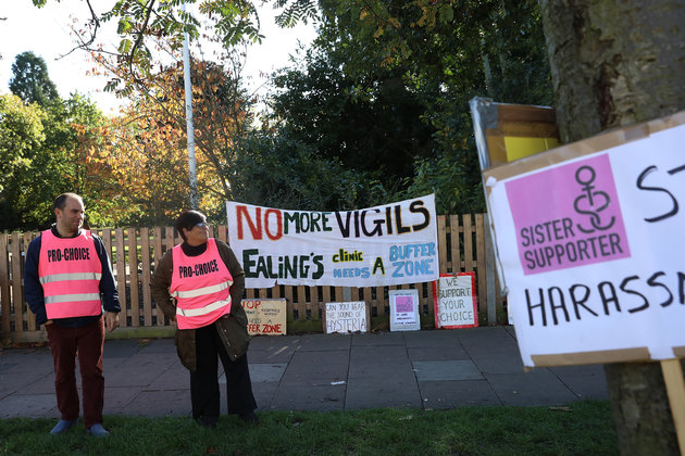 Ealing's Decision To Ban Anti-Abortion Protesters Is A Landmark, But It's Not The End Of The Campaign