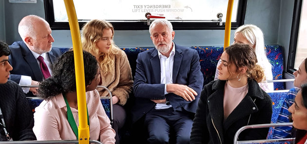 Have Anti-Semitism Allegations Stopped Corbyn Being The Students' Hero?