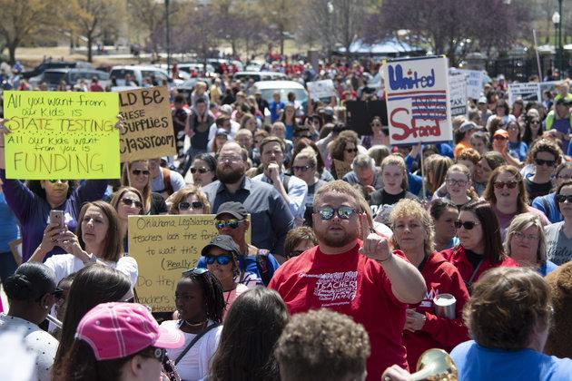 Teachers' Strike Speaks To The Plight Of Working Americans