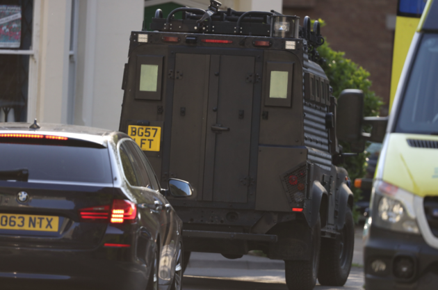 Oxford Shoot-Out: Police And Armed Man Exchange Fire As City On Lockdown