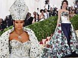 Met Gala 2018: Hosts Rihanna and Amal Clooney lead star arrivals