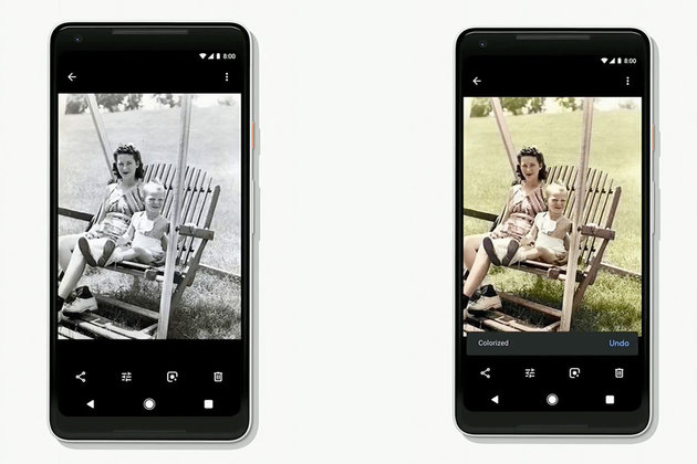 Google Can Actually Add Colour To Your Black And White Pictures