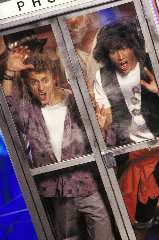 'Bill And Ted 3' Is Officially Happening