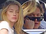 Amber Heard seen with Vito Schnabel after split from Elon Musk
