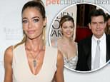 Denise Richards enlists Charlie Sheen's help to save her horses after they're held over unpaid bill