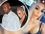Kim Kardashian defends Kanye West after his foundation' claims rapper 'abandoned' it and Chicago