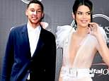 Kendall Jenner 'is dating Philadelphia 76ers player Ben Simmons' after being linked to Blake Griffin