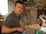 Matt Damon joins the tiny happy people in Leisureland