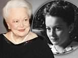 Olivia de Havilland celebrates 102nd birthday after filing to appeal defamation lawsuit against FX