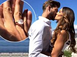 Izabel Goulart is engaged to Kevin Trapp