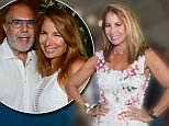 Jill Zarin admits she's ready to date again after being spotted with new beau at Wimbledon