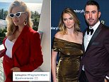 Kate Upton announces she's pregnant 8 months after tying the knot with MBL champ Justin Verlander
