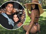 Younes Bendjima was 'trying to joke' on Kourtney Kardashian's snap
