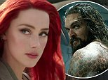 Jason Momoa and Amber Heard have chemistry in first official trailer for Aquaman