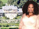 Oprah Winfrey's greatest pleasure is sitting at $90m mansion