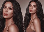 Kim Kardashian's lips look much plumper in new Instagram portrait