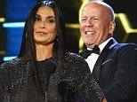 Demi Moore roasts ex-husband Bruce Willis during surprise appearance on Comedy Central show