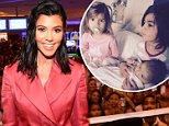Kourtney Kardashian hasn't ruled out having more children