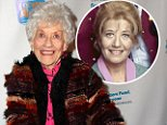Facts Of Life's Charlotte Rae dies age 92 following cancer battle