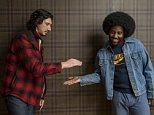 BAZ BAMIGBOYE: John David Washington on Spike Lee new film BlacKkKlansman