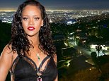 Rihanna's LA mansion swarmed by police after alarm accident