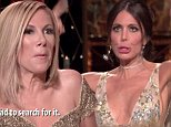 Ramona Singer calls out Bethenny Frankel for having 'fake t***' during tense RHONY reunion