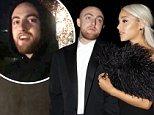 Ariana Grande breaks her silence about ex Mac Miller's death in heartbreaking tribute