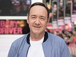 Kevin Spacey sued by masseur who claims the actor forced him to rub testicles and tried to kiss him
