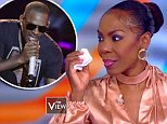 Andrea Kelly weeps as she reveals she thought she 'was gonna die' when R. Kelly 'attacked' her