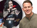 Channing Tatum 'dating British singer Jessie J' (who looks just like his ex wife Jenna Dewan…)