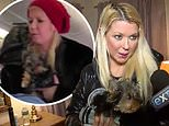 Tara Reid was upset attendants wouldn't let her dog sit next to her on NYC-bound flight
