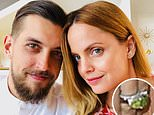 Mena Suvari marries for THIRD TIME: Star flashes diamond ring as she reveals she wed Michael Hope