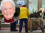TV legend Bob Barker, 94, rushed to hospital after The Price Is Right host suffered 'back pain'