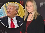 Barbra Streisand brands Donald Trump 'a conman' and says the President influenced her new album