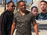 Martin Lawrence CONFIRMS Bad Boys 3 as he shares snap of reunion with Will Smith