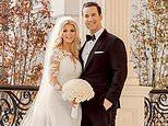 Mike Sorrentino and Lauren Pesce wedding portrait