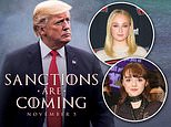 Game Of Thrones' Sophie Turner and Maisie Williams SLAM Donald Trump for ripping off show in meme