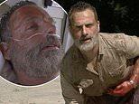 The Walking Dead: Rick Grimes leaves AMC show after bridge explosion