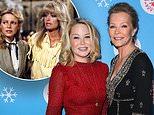 Charlie's Angels vet Cheryl Ladd, 67, and daughter Jordan, 43, look like SISTERS