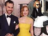 Jessica Chastain welcomes baby girl via surrogate with husband Gian Luca Passi de Preposulo
