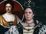 Olivia Colman embraces her role as 'ugly, beautiful' Queen Anne in The Favourites