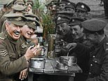 BRIAN VINER reviews Peter Jackon's colourised WW1 documentary They Shall Not Grow Old