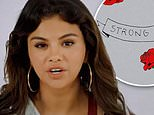 Selena Gomez calls herself a 'risk taker' and 'strong' after her release from mental facility