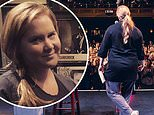 Pregnant Amy Schumer postpones shows in LA, Philly, and Baltimore due to severe morning sickness